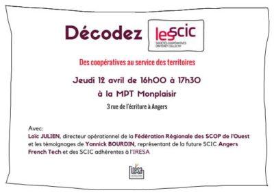 Invitation SCIC