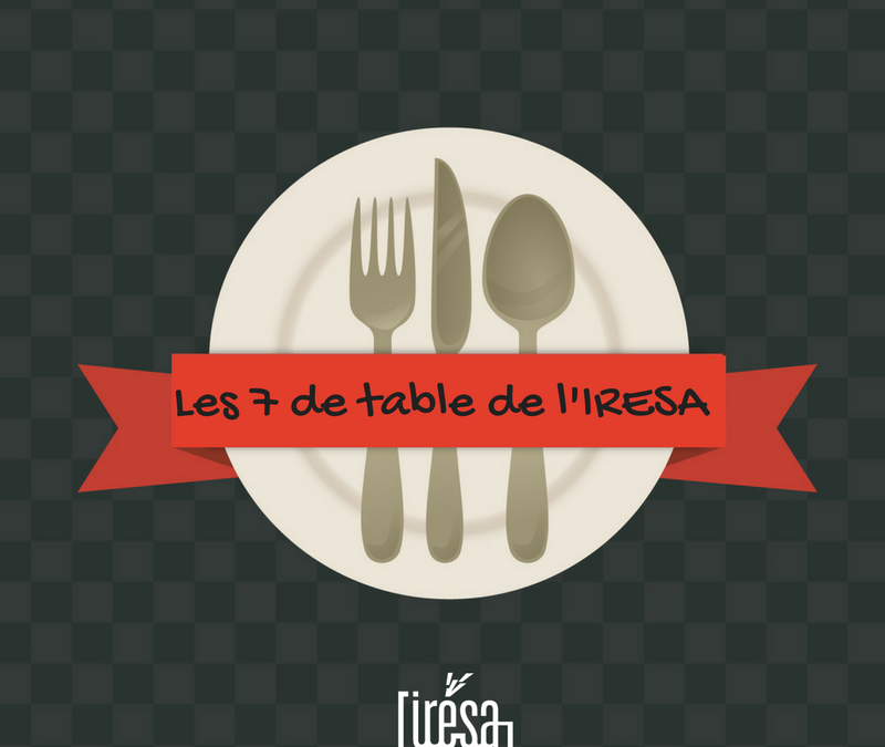 RDV | 7 de table