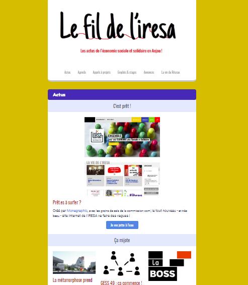 ACTUS | Le FIL