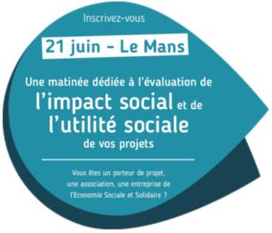 JOURNÉE Impact social & utilité sociale @ Maison départementale des Sports