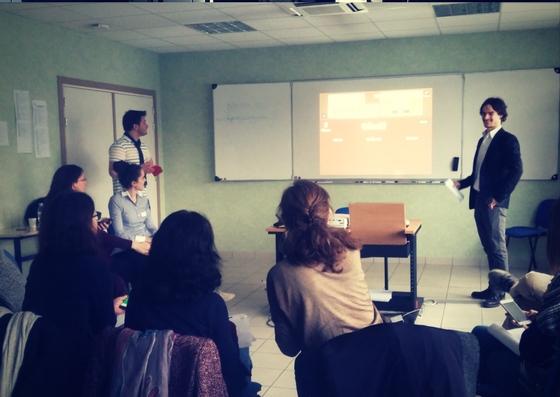 Atelier Entreprendre en ESS | Mai