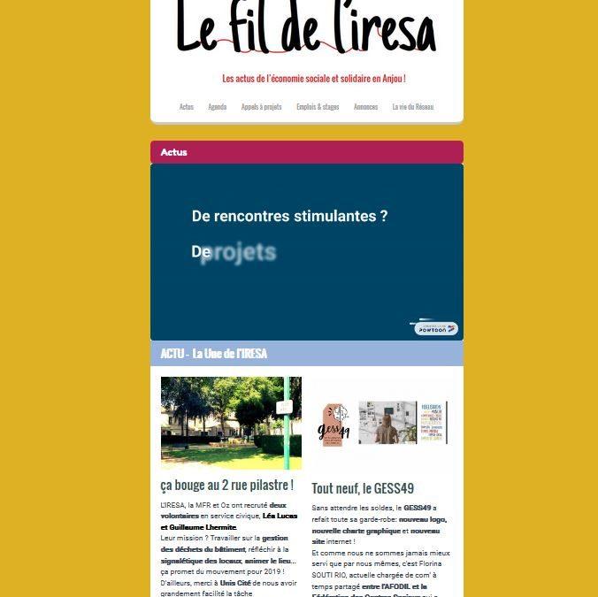 ACTUS | Le Fil Janvier