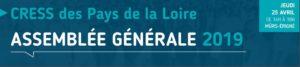 AG CRESS & Table Ronde @  Centre Bouessé-la-Garenne | Mûrs-Erigné | Pays de la Loire | France