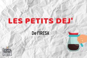 PETIT DEJ | Communiquer avec les médias